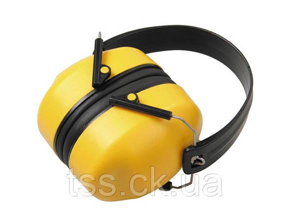 Навушники захисні, регульовані MASTERTOOL 82-0120, фото 2