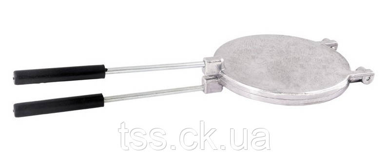 Форма для вафель кругла металева ГОСПОДАР 92-0843