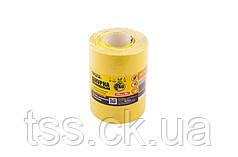 Шкурка шліфувальна на паперовій основі Р240 115 мм*10 м MASTERTOOL 08-2924