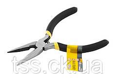 Щипці прямі 135 мм, C45, HRC 45~55 MASTERTOOL 21-2115