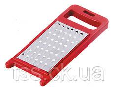 Терка для продуктів велика в пластиковому корпусі, 1 робоча поверхня ГОСПОДАР 92-0856