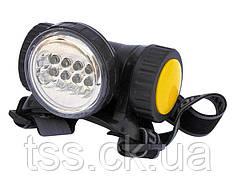 Електричний ліхтарик 8-діодний LED ГОСПОДАР 94-0816