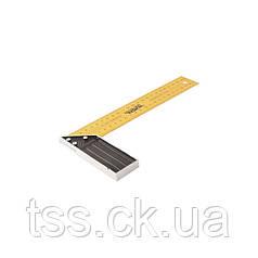 Угольник строительный MASTERTOOL 250 мм 30-0250