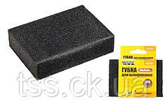 Губка для шліфування Р320 100*70*25 мм MASTERTOOL 08-0332