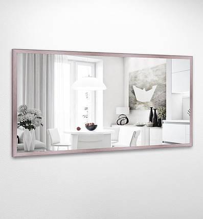 Настенное зеркало БЦ Стол Адель прямоугольное B14 дерево орех, фото 2