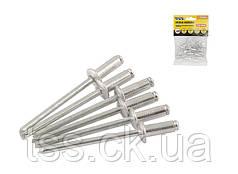 Слепые заклепки алюминиевые 3,2*12,00 мм, 50 шт MASTERTOOL 20-0460