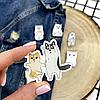 Значки на рюкзак Хаскі, фото 2