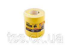 Шкурка шліфувальна на паперовій основі Р100 115 мм*10 м MASTERTOOL 08-2910