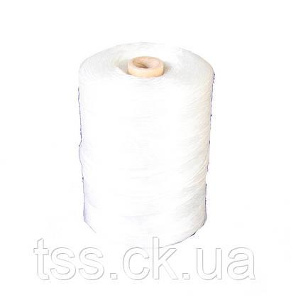 """Шпагат полипропиленовый 4,0 кг белый """"Бирлик - 400"""" ГОСПОДАР 92-0599, фото 2"""