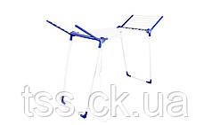 Сушилка напольная электрическая  раскладная  для одежды  с регулятором ГОСПОДАР 92-0961