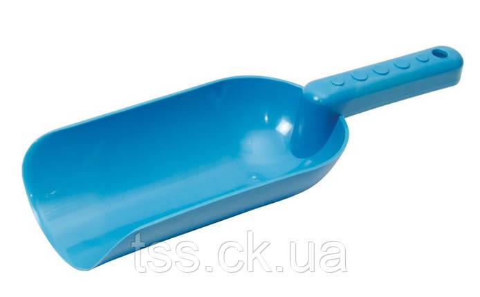 Совок для сипучих продуктів пластиковий 0,5 кг ГОСПОДАР 92-0145, фото 2