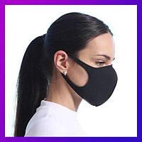 ОРИГИНАЛ Pitta Mask, антибактериальная, многоразовая, 3 шт./уп.
