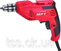 Дрель PROFI 10 мм, 400 Вт, 0-3000 об/мин MPT MED4006