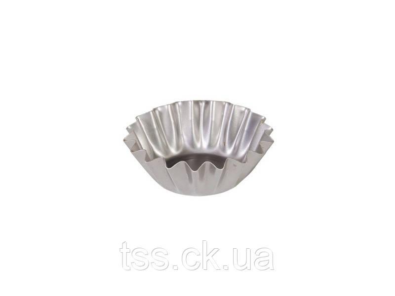 """Форма для випічки """"КЕКС"""" Ø 85 мм ГОСПОДАР 92-0064"""