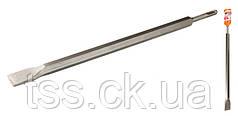 Стамеска плоская SDS-PLUS 17*400*30 мм GRANITE 1-30-400