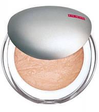 Компактна запечена пудра для обличчя Pupa Luminys Silky Baked Face Powder (9 м) № 05 Amberlight