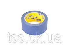 Лента малярная фасадная MASTERTOOL 48 мм 50 м синяя 79-9896