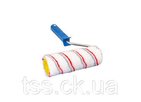 Валик Мультиколор 48/180/11 мм d 8 мм з ручкою MASTERTOOL 92-5703-P, фото 2
