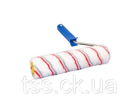 Валик Мультиколор 48/250/11 мм d 8 мм с ручкой MASTERTOOL 92-5704-P, фото 2
