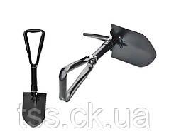 Лопата саперна 110*160*460 мм складна MASTERTOOL 14-6281