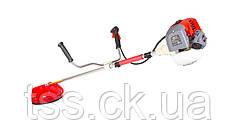 Бензиновий тріммер PROFI 1400 Вт, 43 см. куб., 3200 об/хв, штанга 28*2 мм, котушка + диск MPT MBC4303