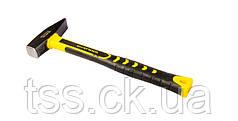 Молоток слюсарний 500 г ручка з скловолокна MASTERTOOL 02-0805