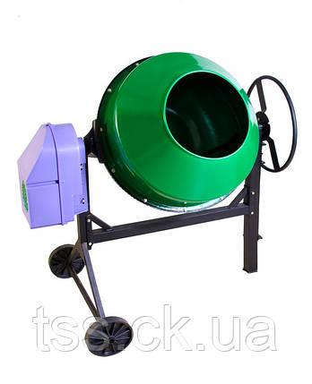 Бетономешалка ГОСПОДАР 130 л 800 Вт металлический венец БТМ1-130К, фото 2