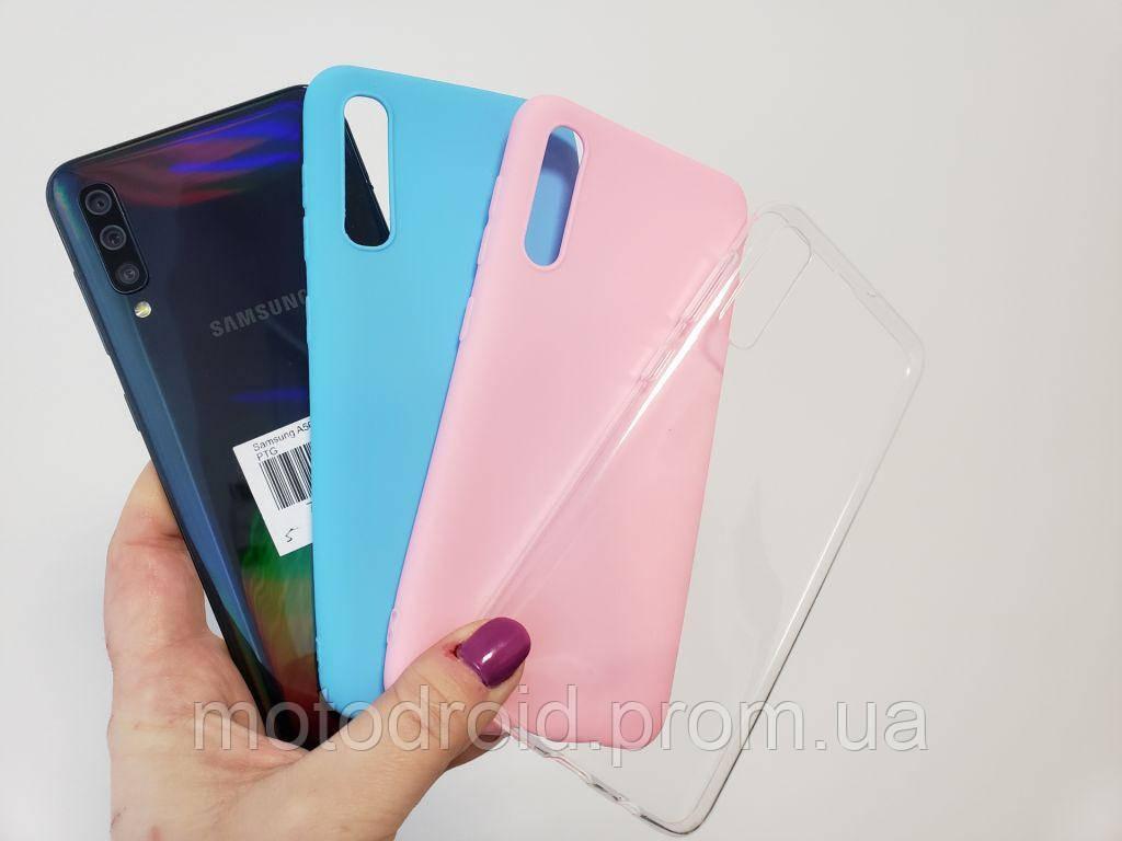 Чохол для Samsung Galaxy А50 / А30ѕ / A50s кольорові