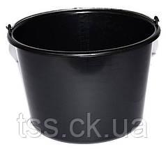 Ведро пластиковое строительное ГОСПОДАР 20 л 92-3020