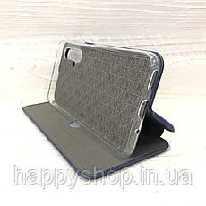 Чехол-книжка Gelius Leather для Huawei Nova 5t (Синий), фото 3