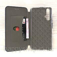 Чехол-книжка Gelius Leather для Huawei Nova 5t (Синий), фото 2