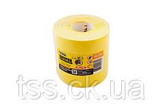 Шкурка шлифовальная на бумажной основе MASTERTOOL Р40 115 мм 10 м 08-2904