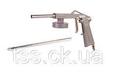Пневмопистолет для гравитекса, Ø 9 мм, 320-420 л/мин, 4-7 бар MASTERTOOL 81-8701
