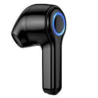 Bluetooth-гарнитура HOCO E55 с кейсом, черная