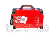 Сварочный аппарат инверторного типа PROFI 380V 20-250 А, 1.6-5.0 мм, аксесс. 6 шт MPT MMA2503, фото 2