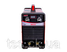 Сварочный аппарат инверторного типа PROFI 380V 20-250 А, 1.6-5.0 мм, аксесс. 6 шт MPT MMA2503, фото 3
