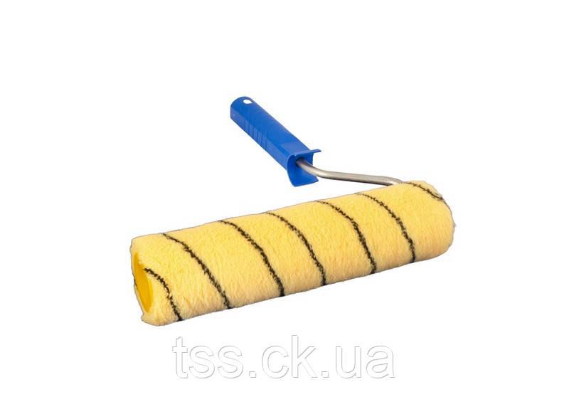 Валик Премиум 48/250/11 мм d 8 мм с ручкой MASTERTOOL 92-5304-P
