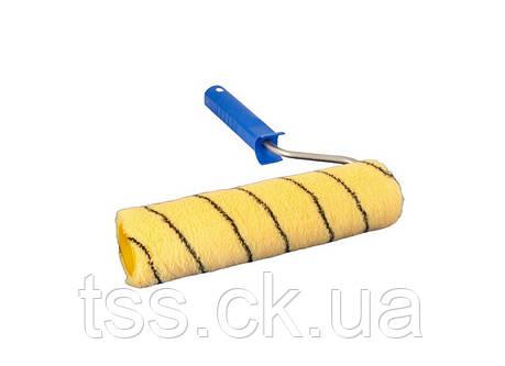 Валик Премиум 48/250/11 мм d 8 мм с ручкой MASTERTOOL 92-5304-P, фото 2