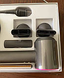 Фен для волос Dyson Supersоnic HD03 (розовый) \ Фуксия Дайсон фен - НОВЫЙ, фото 6