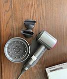 Фен для волос Dyson Supersоnic HD03 (розовый) \ Фуксия Дайсон фен - НОВЫЙ, фото 4