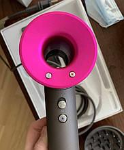 Фен для волос Dyson Supersоnic HD03 (розовый) \ Фуксия Дайсон фен - НОВЫЙ