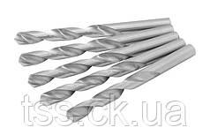 Свердло по металу HSS 1,0 мм біле, DIN338 GRANITE 6-00-010