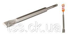 Стамеска плоская SDS-PLUS 17*250*30 мм GRANITE 1-30-250