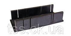 Стусло пластиковое 310*100 мм облегченное MASTERTOOL 14-3827