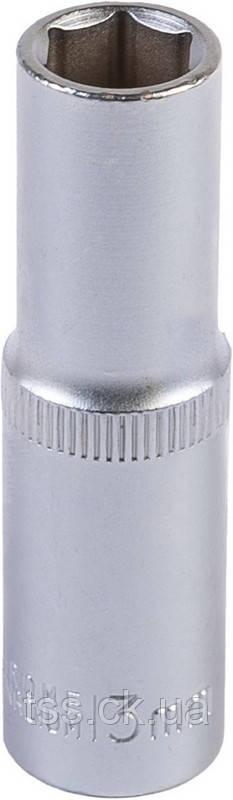 """Насадка торцевая 6-гранная удлиненная 1/2"""", 13 мм. CRV MASTERTOOL 78-0513"""