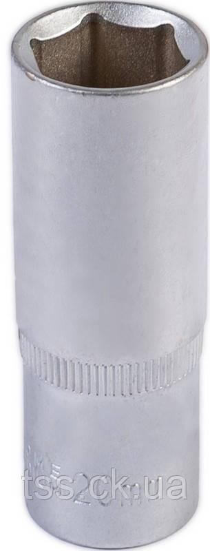 """Насадка торцевая 6-гранная удлиненная 1/2"""", 20 мм. CRV MASTERTOOL 78-0520"""