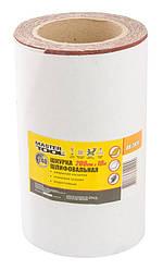 Шкурка шлифовальная на тканевой основе MASTERTOOL Р240 200 мм 10 м 08-2824