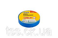 Лента изоляционная MASTERTOOL 0.15 мм 17 мм 25 м 10 шт синяя 44-9025