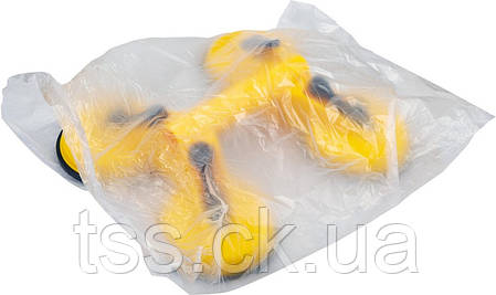 Держатель вакуумный для стекла с 4 присосками 180 кг MASTERTOOL 14-0904, фото 2