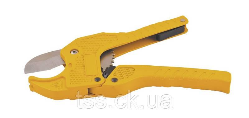 Труборез для пластиковых труб 3-42 мм MASTERTOOL 74-0311